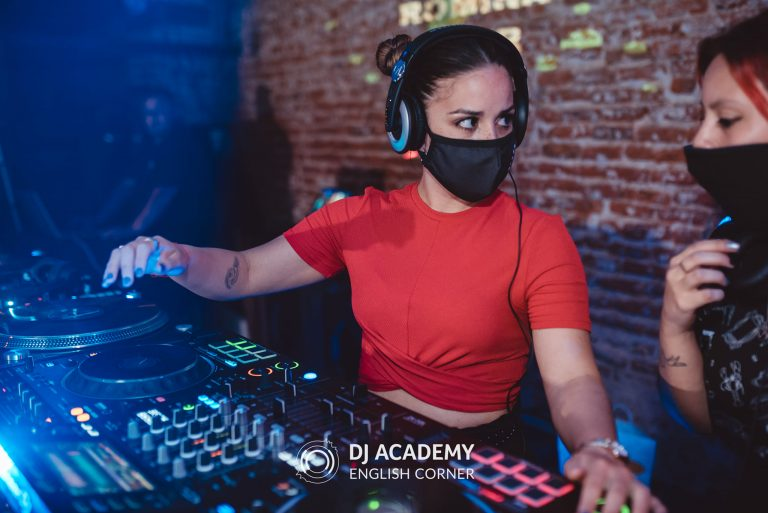 dj academy uruguay