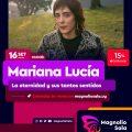 mariana lucia en magnolio sala setiembre 2021