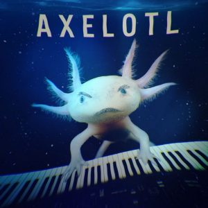 AXELOTL es el nuevo álbum de AXEL KRYGIER
