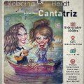 Patricia Robaina & Déborah Herdt presentan: Cantatriz