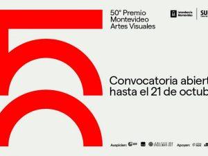 50 edición del Premio Montevideo de Artes Visuales