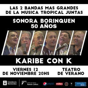 SONORA BORINQUEN 50 AÑOS