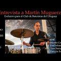 """Entrevistamos al baterista y compositor uruguayo Martín Muguerza, ganador del Premio Graffiti a Mejor Álbum de Jazz 2020 por su disco """"Andamiento""""."""