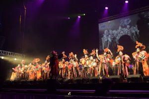 Agarrate Catalina festejó sus 20 años de trayectoria 01-10-21 - Antel Arena - Fotos Claudia Rivero