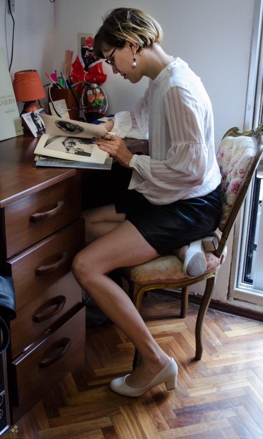 Fotorreportaje a Romina Serrano - Abril 2018 - Foto Paola Scagliotti www.cooltivarte.com